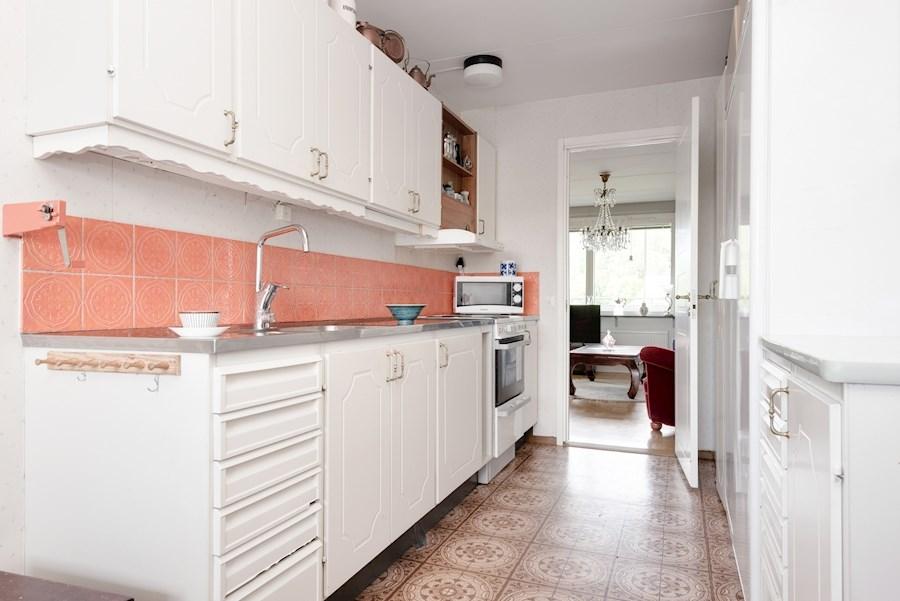 Kökets beredningsplats